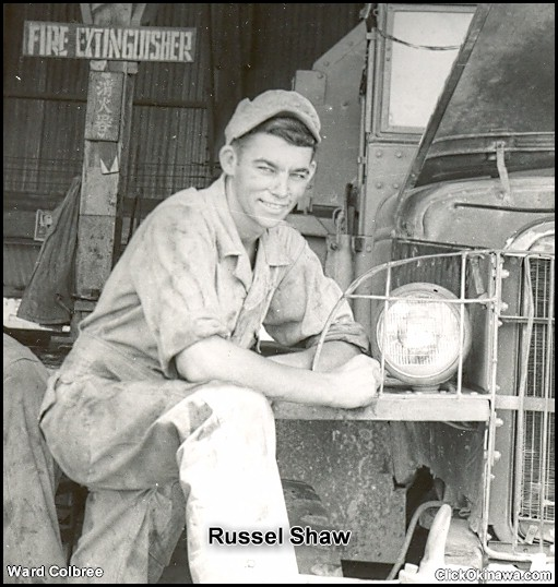 347 - Russel Shaw