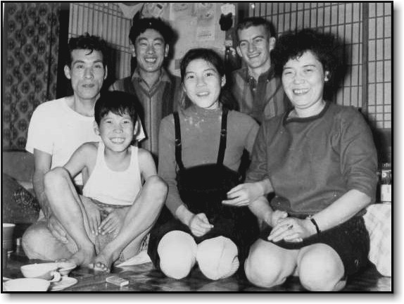 The Tanaka Family with Roy Squires
