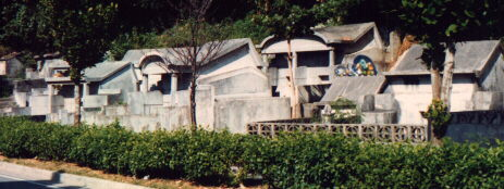 Tombs along HW 58