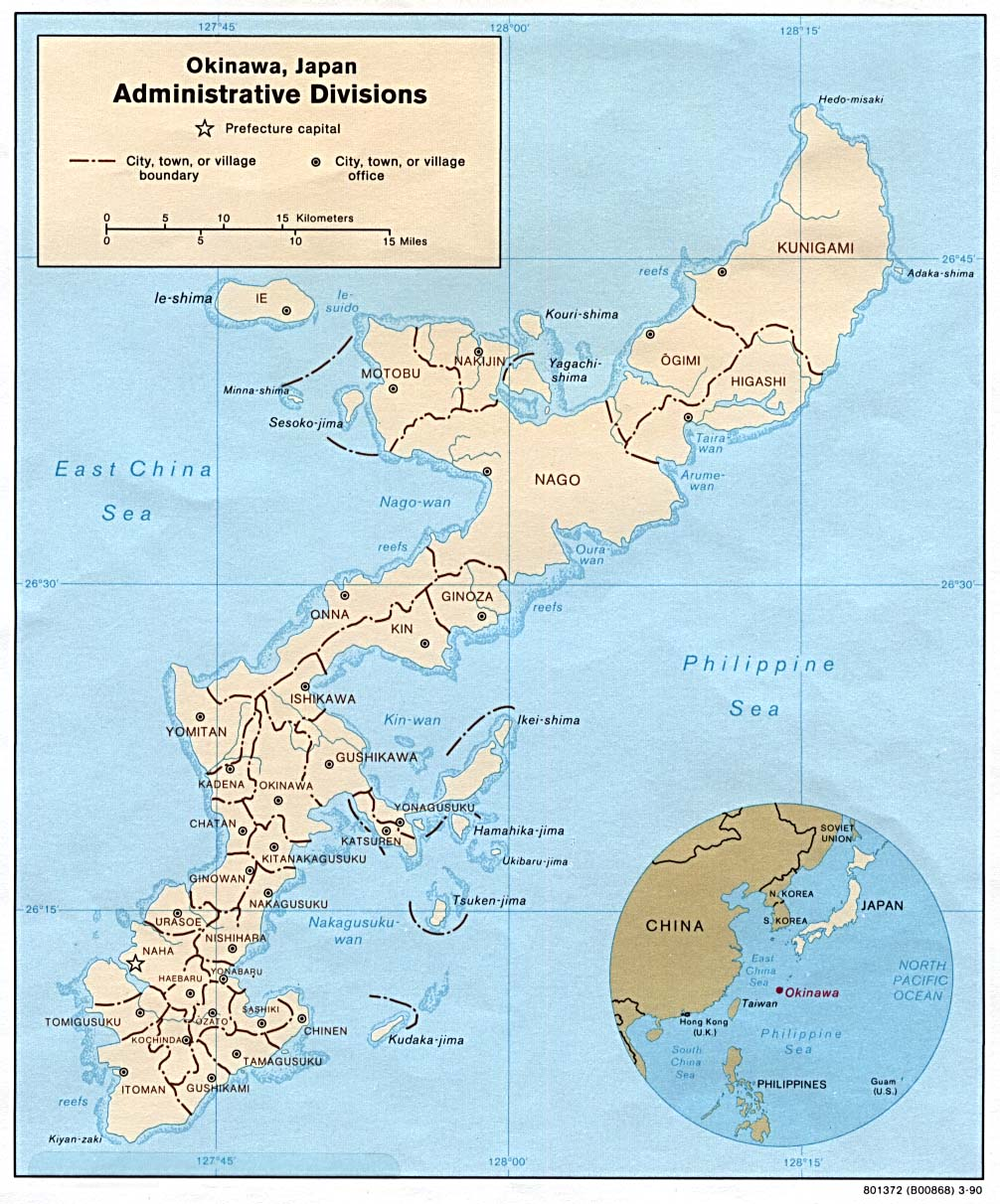 Clickokinawa geography administrative divisions of okinawa gumiabroncs Images