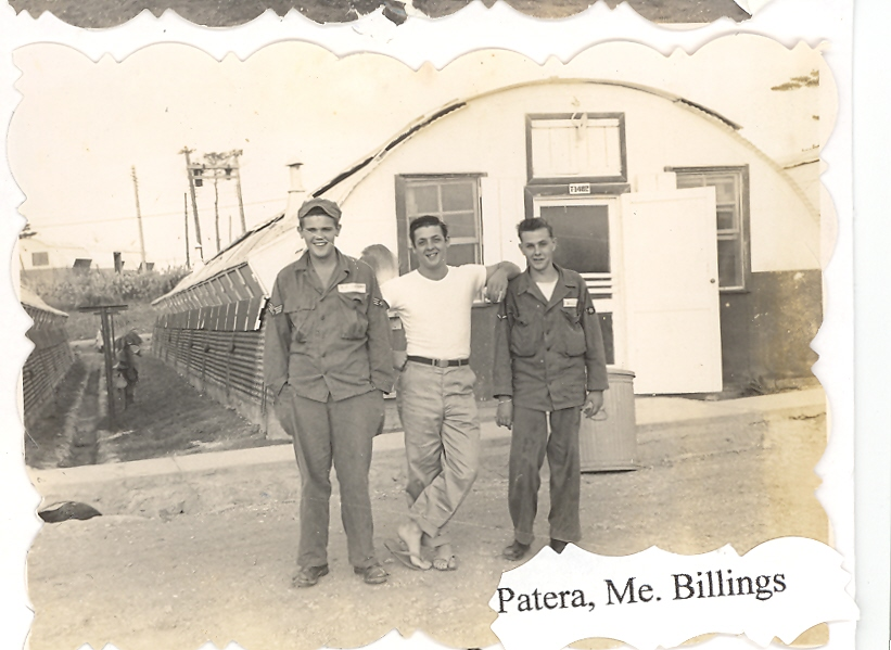 Amari, Patera and Billings